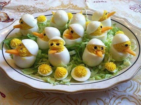 kurczak jaja