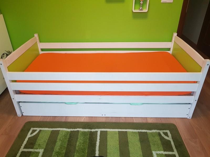 Rewelacyjne Zabezpieczenie Barierki łóżka Dziecięcego Comfy