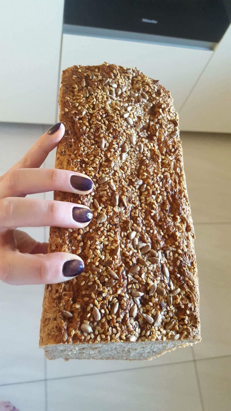 Przepis Na Pyszny Chleb Z Kaszy Gryczanej Termomix Izulek Cie