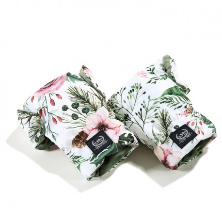 la-millou-aspen-winterproof-mufka-rekawice-wild-blossom-khaki